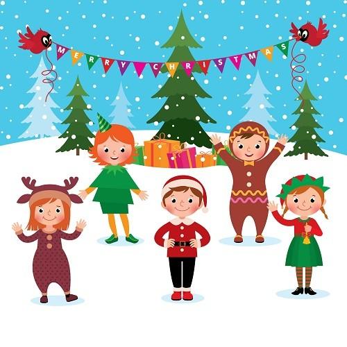 26. 12. 2018<br>Štefanská minidisco v detskej lyžiarskej škôlke