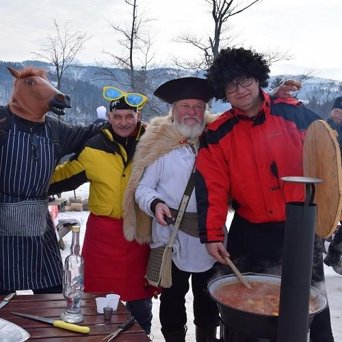 16. 2. 2019<br>8. ročník súťaže vo varení kapustnice