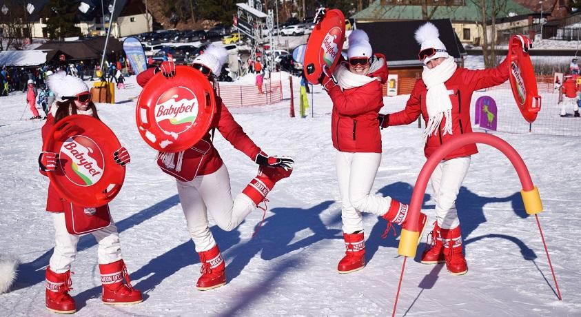 1.-2.3.2019<br>Detský Baby Bel slalom