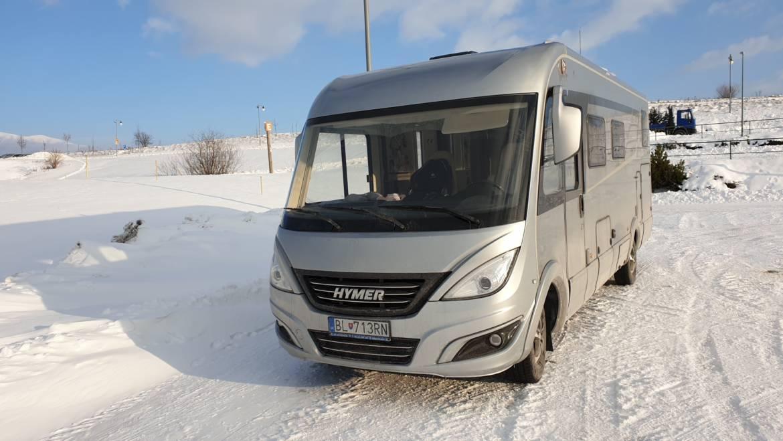 Snowparadise Veľká Rača je karavan friendly!