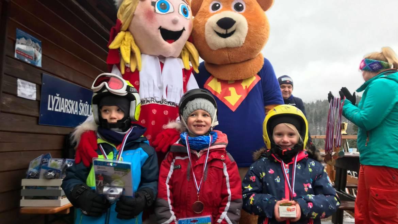 27.2.2020<br>Nakresli vlastný erb detskej lyžiarskej škôlky a budeš odmenený