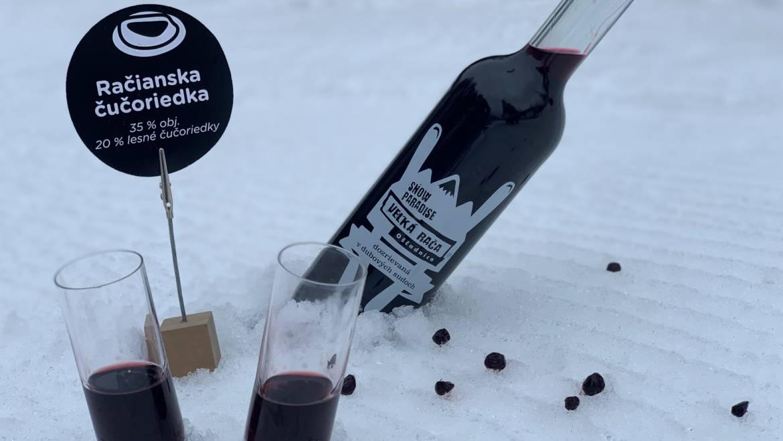 Odneste si zo Snowparadise nielen krásne zážitky ale aj lahodný suvenír
