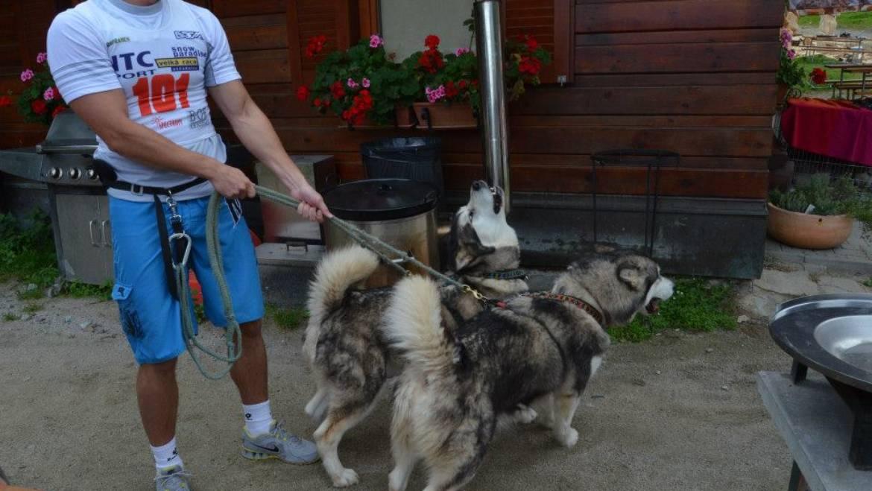 31.8.-1.9.2019<br>Kysucký dogtrekking