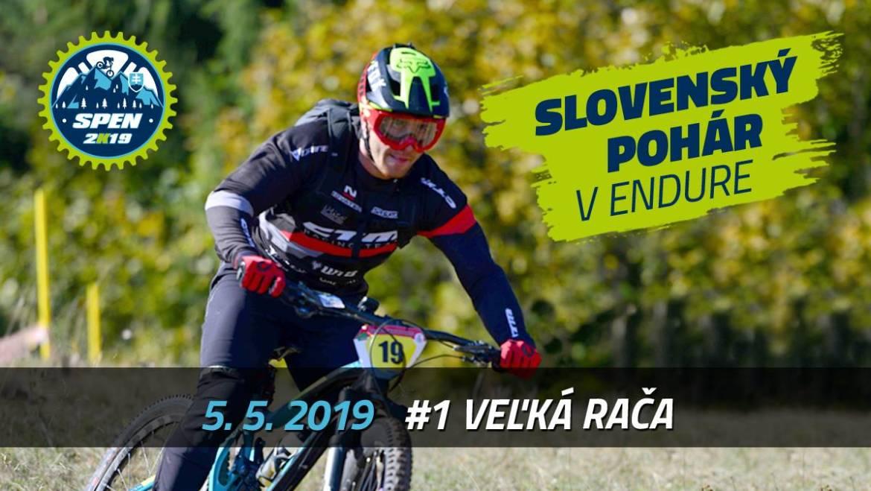 4.-5.5.2019<br>Slovenský pohár MTB v Endure na horských bicykloch
