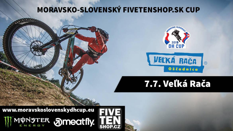 6.-7.7.2019<br>MORAVSKO-SLOVENSKÝ DH CUP