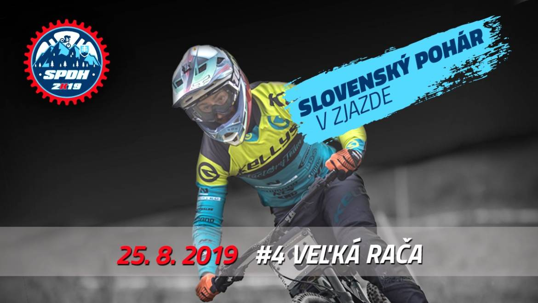 25.8.2019<br>Slovenský pohár MTB v zjazde na horských bicykloch