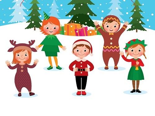 26.12.2019<br>Štefanská minidisco v lyžiarskej škôlke