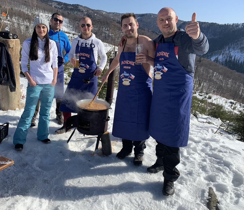 8.2.2020<br>9. ročník súťaže vo varení kapustnice