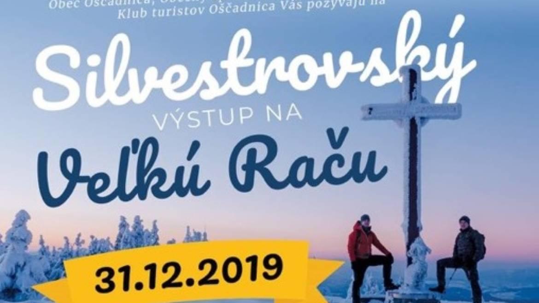 31.12.2019<br>Silvestrovský výstup na Veľkú Raču