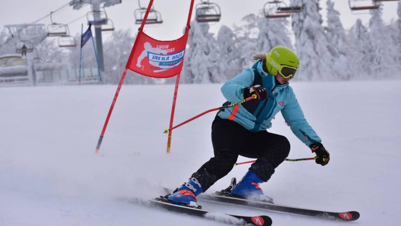 2.2.-3.2.2020<br>Preteky žiakov v zjazdovom lyžovaní- VOLKL CUP 2019/2020