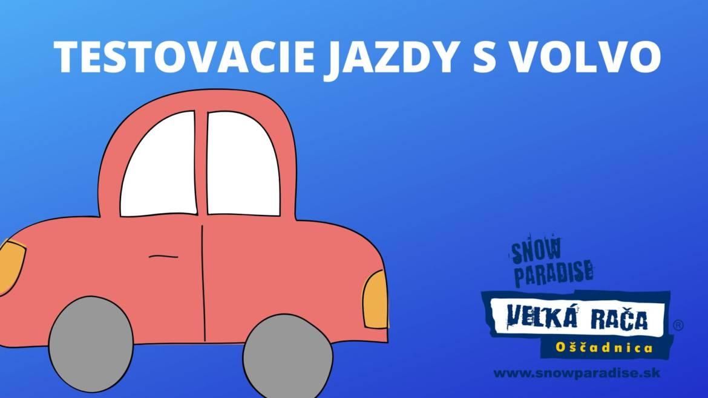 22.2.2020<br>Testovacie jazdy s VOLVO