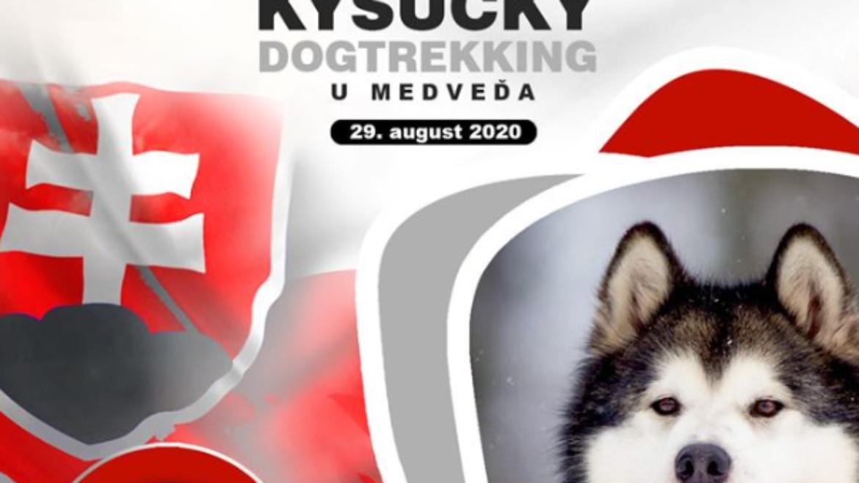 29.8.2020<br>Kysucký dogtrekking, 6. ročník