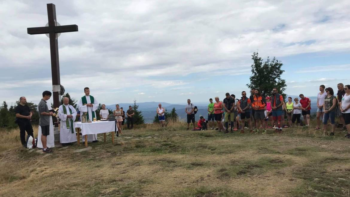9.8.2020<br>Holy Mat on top of The Great Raca