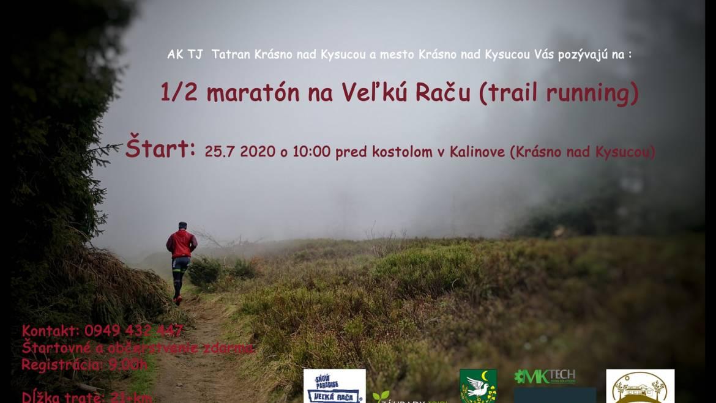 25.7.2020<br> Polmaratón na Veľkú Raču