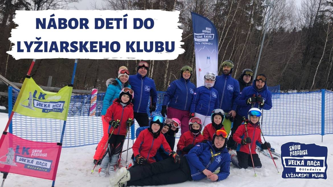 Recruitment of children to the ski club is ongoing