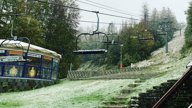 Ako prebiehajú prípravy na lyžiarsku sezónu?