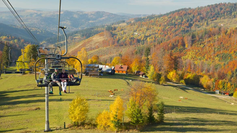 V Snowparadise Veľká Rača je zábava aj v jeseni